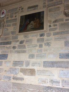 Fachada Santa Maria In Trastevere - Italiano al Caffè