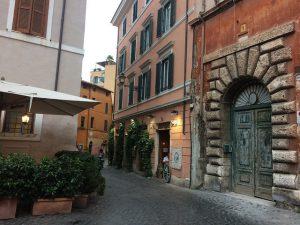 Trastevere - Italiano al Caffè