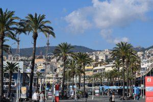 Genova - Strade nuove e il sistema dei palazzi rolli - (c) Juana Vélez A