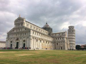 Pisa, la piazza del duomo - (c) Juana Vélez A.