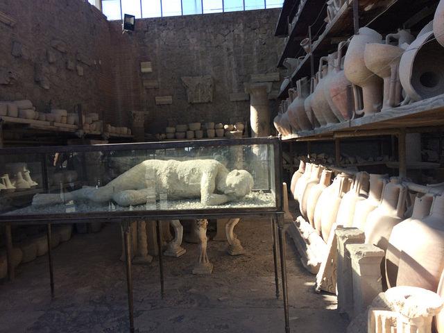 Pompei, Ercolano e Torre Annunziata - (c) Juana Vélez A