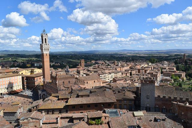 Siena, il centro storico - (c) Juana Vélez A