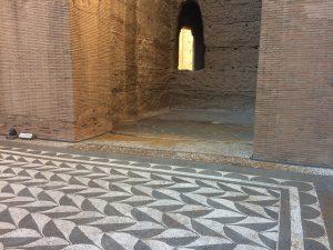 Mosaico di Terme di Caracalla Roma - (c) Juana Vélez A