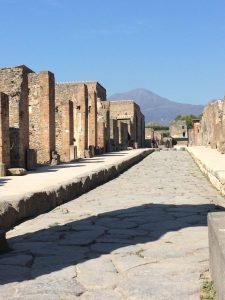Calle de Pompei - (c) Juana Vélez A