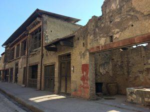 Edificaciones Pompei - (c) Juana Vélez A