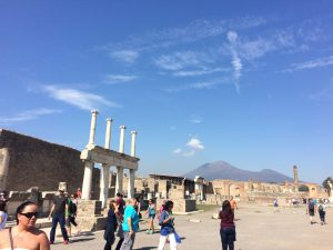 Foro Pompei - (c) Juana Vélez A