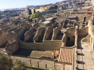 Vista de Ercolano - (c) Juana Vélez A