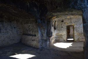 Cuevas rupestres de Matera