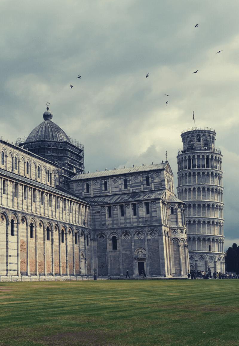 Piazza dei Miracoli - Pisa