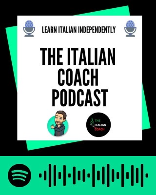 The Italian Coach - podcast