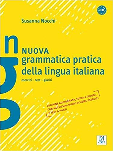Nuova grammatica della lingua italiana