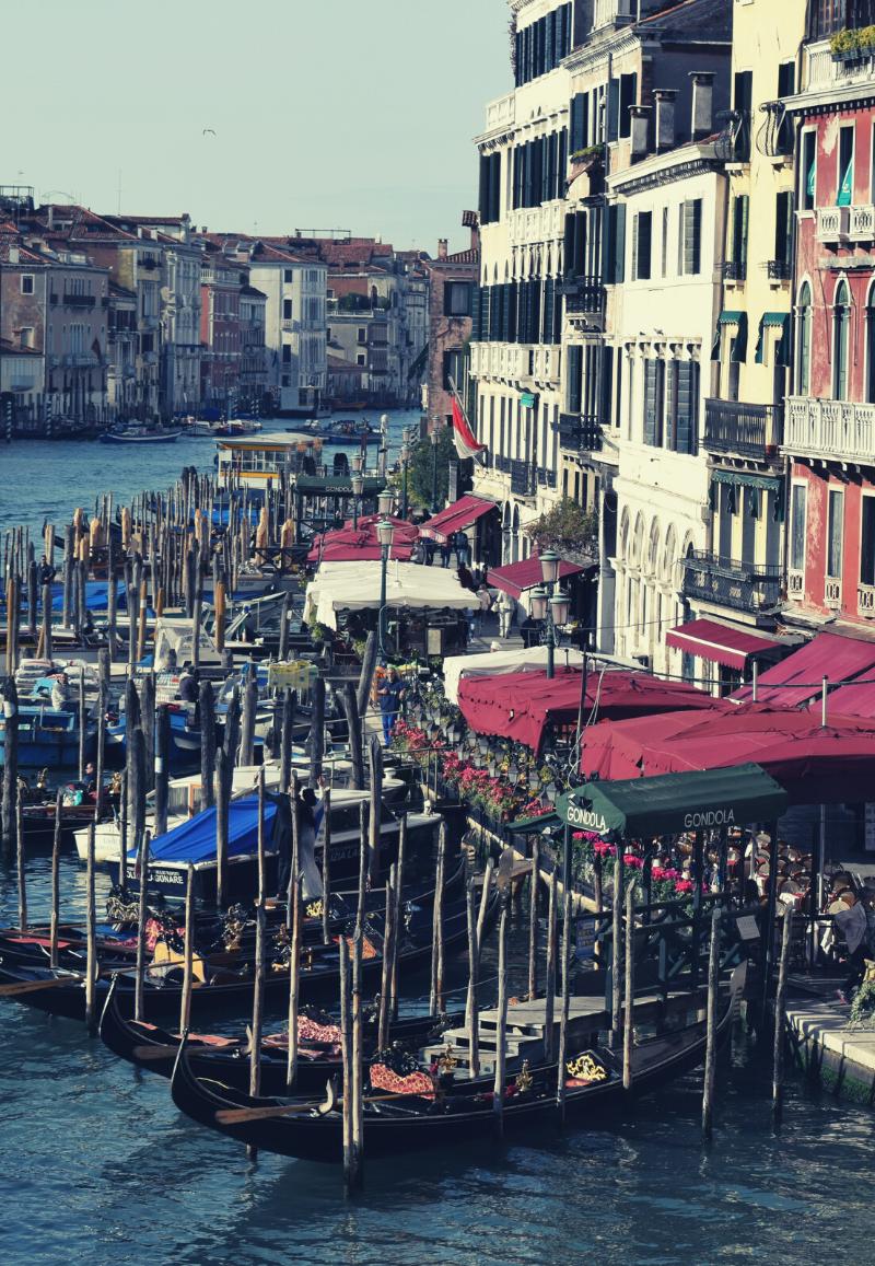 Venecia y su laguna