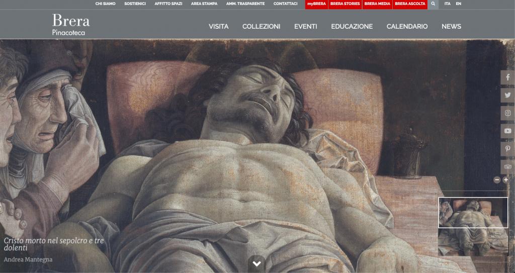 Pinacoteca di Brera - Tour Virtual