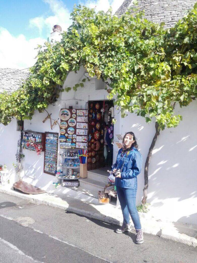 Sobre Mi - Alberobello