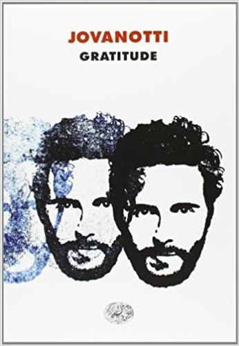 Gratitude - Jovanotti