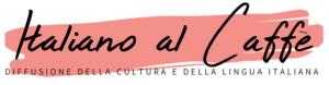 Logo italiano al Caffè