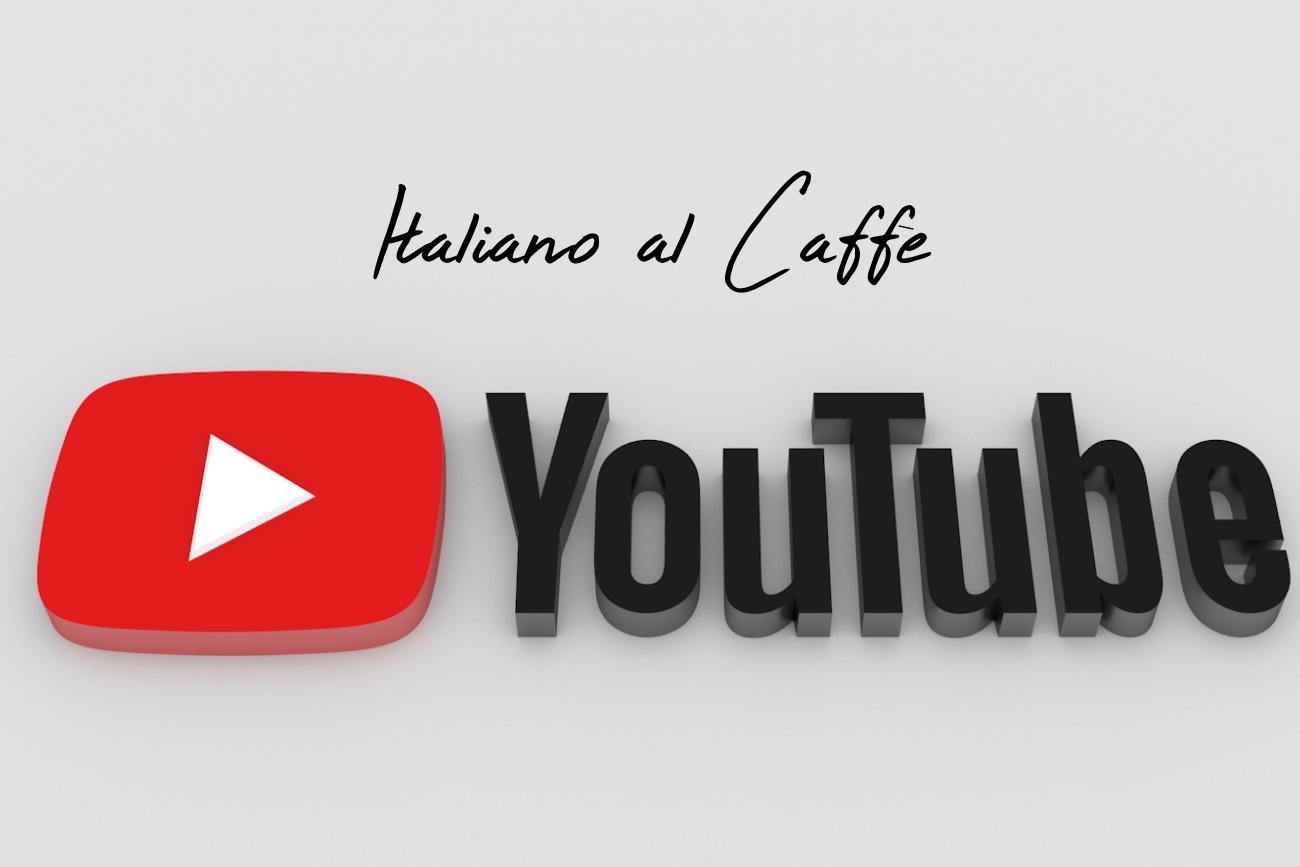 italiano al caffè su youtube